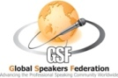 International Federation for Professional Speakers - Bob Hooey has been a member since its inception in 1997.